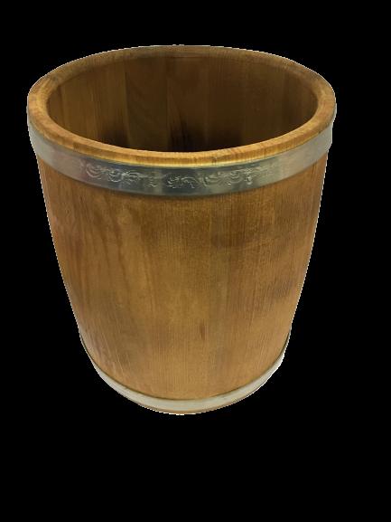 Pflanzkübel Kiefer lackiert 5 Liter